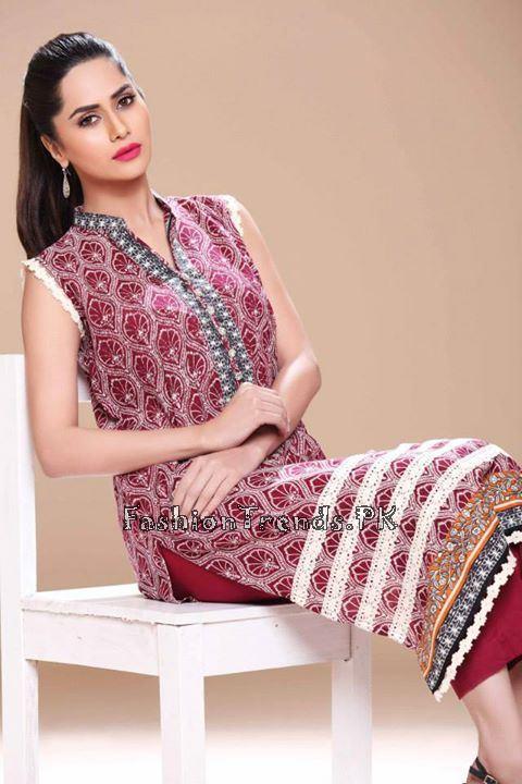 Khaadi Summer Lawn Dresses 2015 (15)