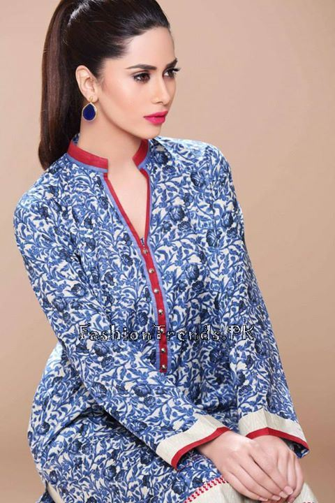 Khaadi Summer Lawn Dresses 2015 (21)