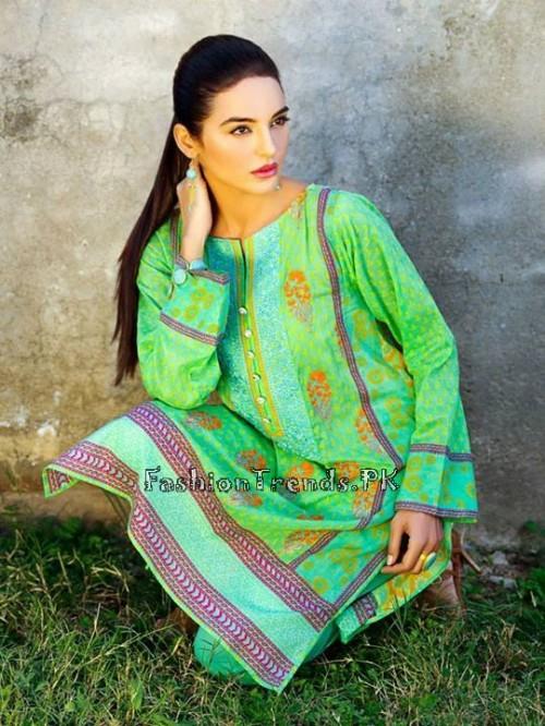 Khaadi Summer Lawn Dresses 2015 (24)