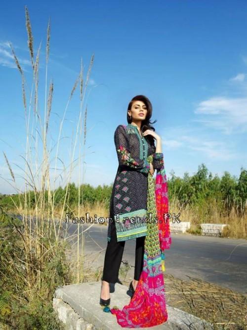 Khaadi Summer Lawn Dresses 2015 (28)
