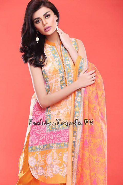 Khaadi Summer Lawn Dresses 2015 (32)