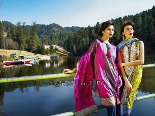 Khaadi Summer Lawn Dresses 2015 (41)