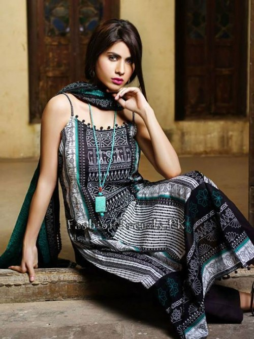 Khaadi Summer Lawn Dresses 2015 (44)