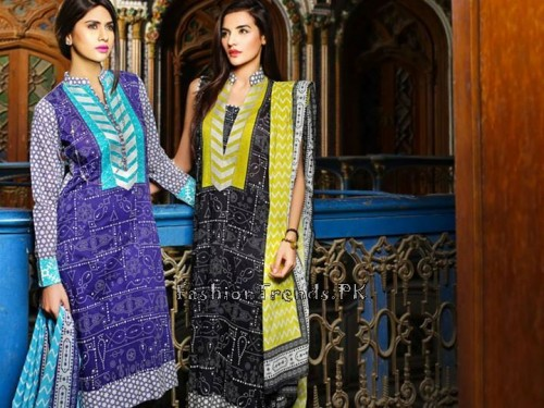 Khaadi Summer Lawn Dresses 2015 (48)
