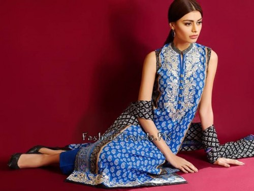 Khaadi Summer Lawn Dresses 2015 (52)