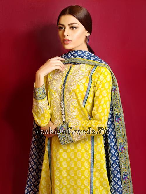 Khaadi Summer Lawn Dresses 2015 (53)