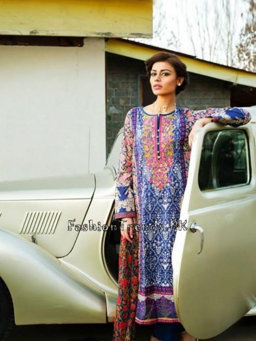 Khaadi Summer Lawn Dresses 2015 (57)