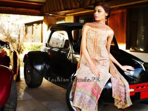 Khaadi Summer Lawn Dresses 2015 (60)