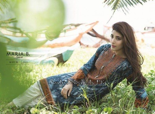 Maria B. Summer Lawn Dresses 2015 (38)