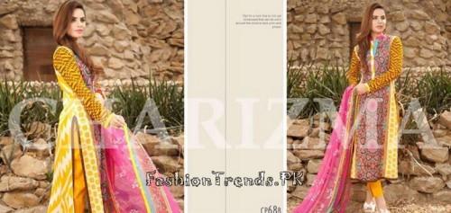 Miss Charizma Swiss Voil Prints 2015 (34)