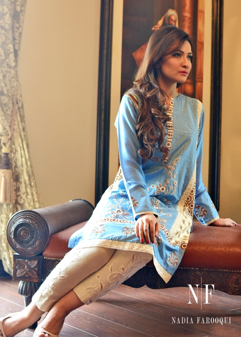 Nadia Farooqui Spring Collection 2015 (1)