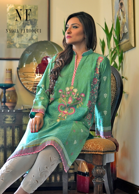 Nadia Farooqui Spring Collection 2015 (3)