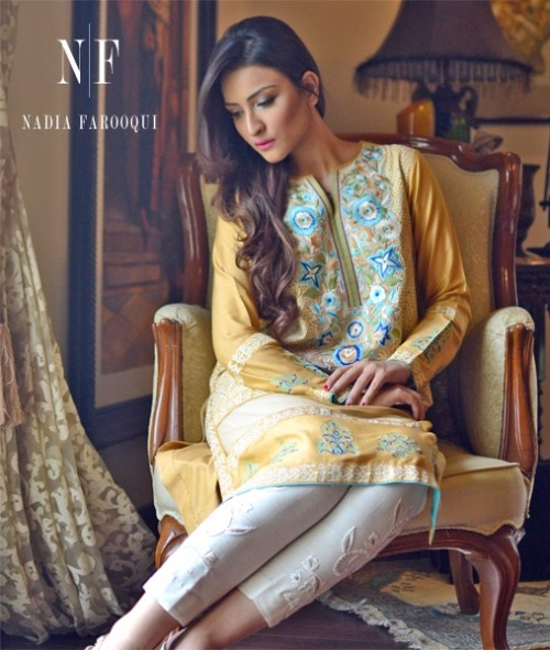 Nadia Farooqui Spring Collection 2015 (4)
