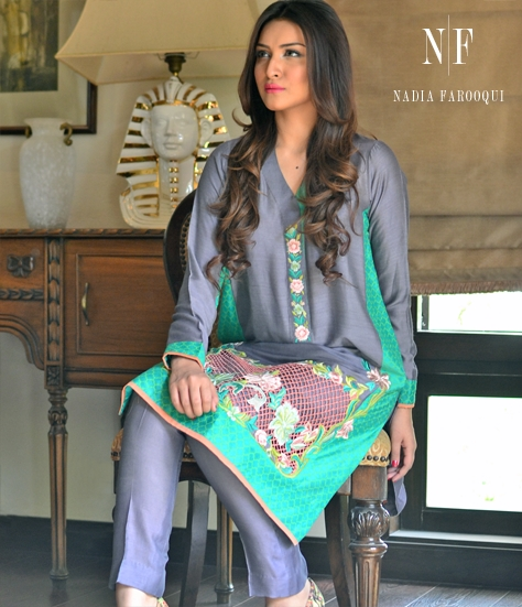 Nadia Farooqui Spring Collection 2015 (5)