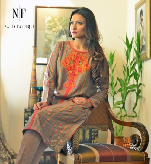 Nadia Farooqui Spring Collection 2015 (7)