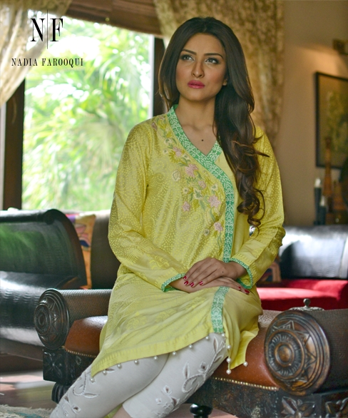 Nadia Farooqui Spring Collection 2015 (8)