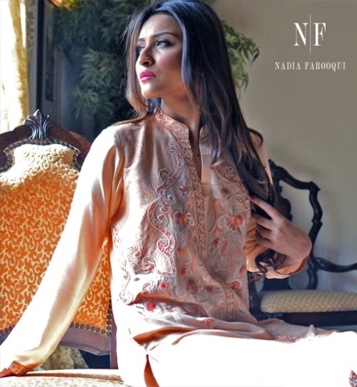 Nadia Farooqui Spring Collection 2015 (9)