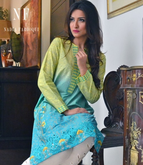 Nadia Farooqui Spring Collection 2015 (10)