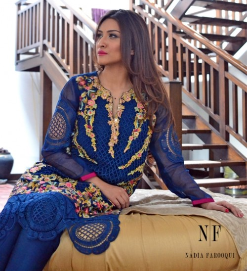 Nadia Farooqui Spring Collection 2015 (13)