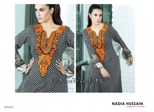 Nadia Hussain Premium Lawn Collection 2015 (20)