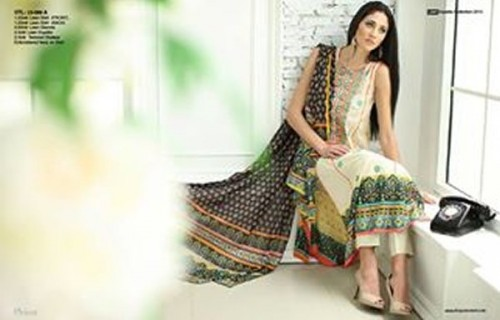 Orient Textile Lawn Collection 2015 (2)