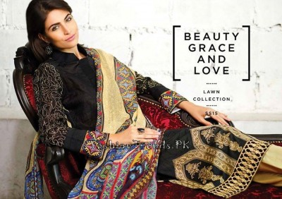 Resham Ghar Summer Collection 2015 (2)