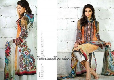 Resham Ghar Summer Collection 2015 (3)