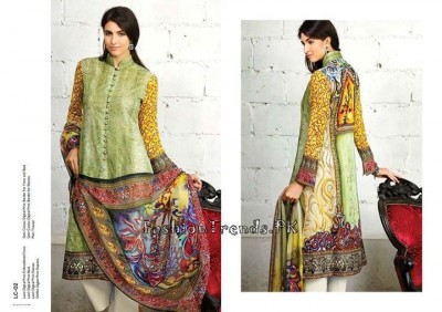 Resham Ghar Summer Collection 2015 (4)