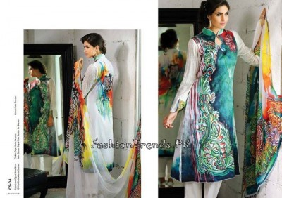 Resham Ghar Summer Collection 2015 (5)