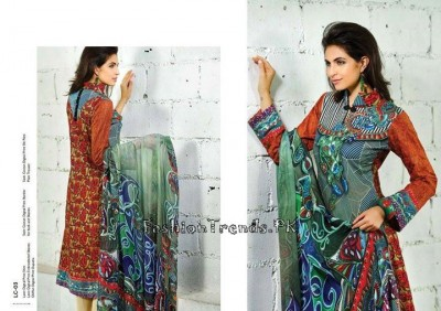 Resham Ghar Summer Collection 2015 (11)