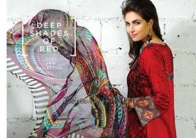 Resham Ghar Summer Collection 2015 (17)