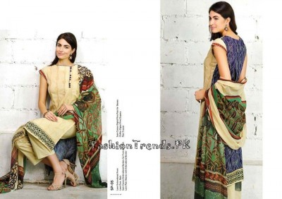 Resham Ghar Summer Collection 2015 (19)