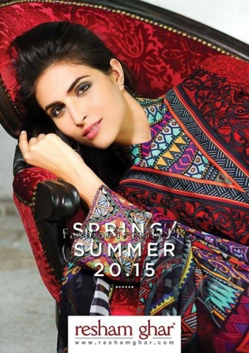 Resham Ghar Summer Collection 2015 (20)