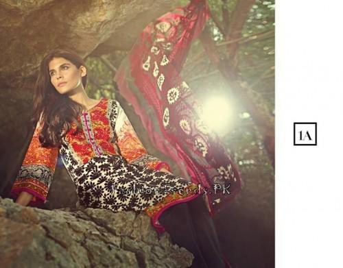 Sana Safinaz Summer Lawn Collection 2015 (6)