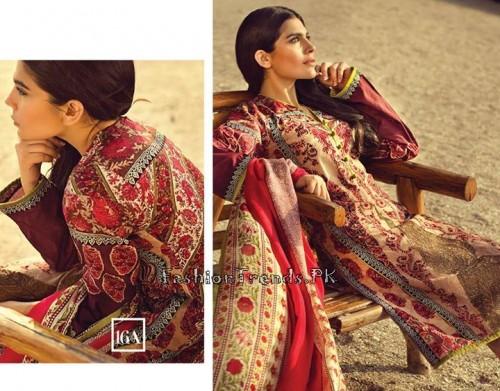 Sana Safinaz Summer Lawn Collection 2015 (10)