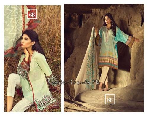 Sana Safinaz Summer Lawn Collection 2015 (21)