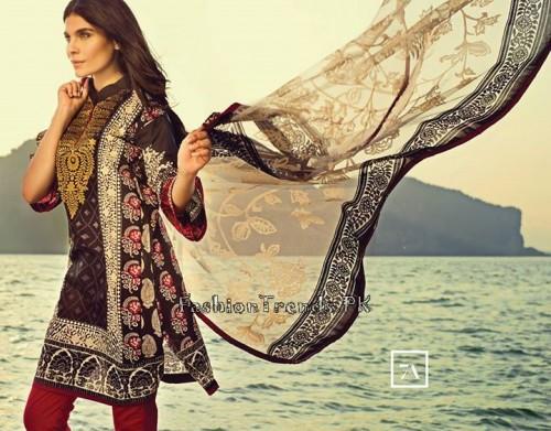 Sana Safinaz Summer Lawn Collection 2015 (22)