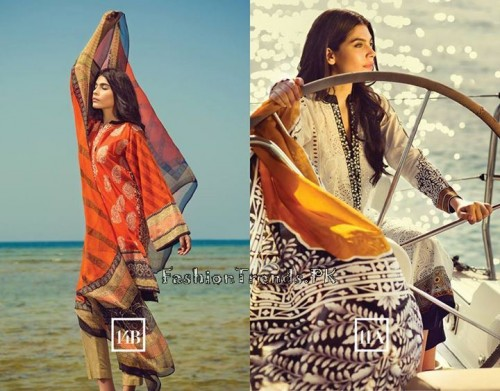 Sana Safinaz Summer Lawn Collection 2015 (26)