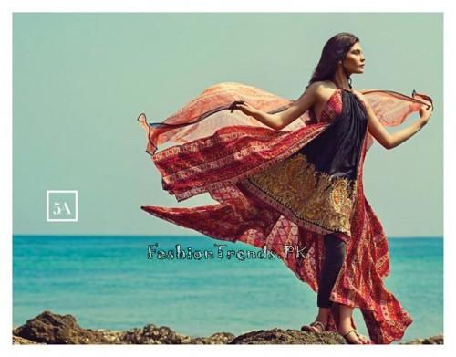 Sana Safinaz Summer Lawn Collection 2015 (30)