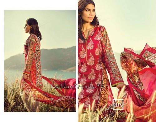 Sana Safinaz Summer Lawn Collection 2015 (33)