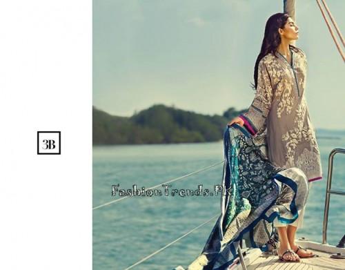 Sana Safinaz Summer Lawn Collection 2015 (34)