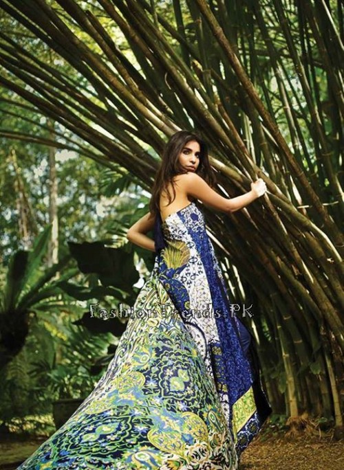 So Kamal Lawn Collection 2015 by AFH (1)