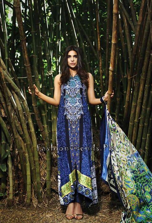 So Kamal Lawn Collection 2015 by AFH (2)