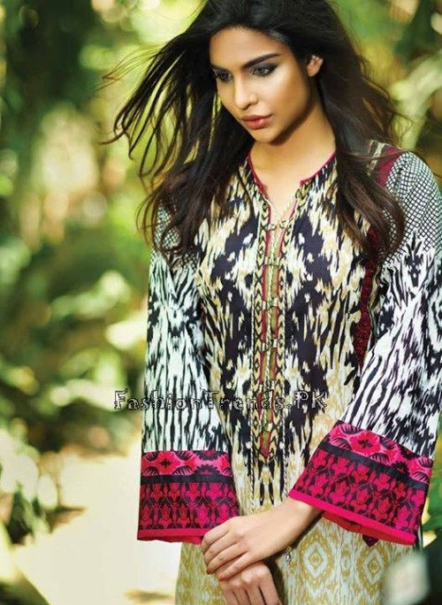 So Kamal Lawn Collection 2015 by AFH (4)