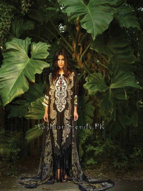 So Kamal Lawn Collection 2015 by AFH (9)
