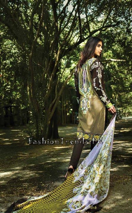 So Kamal Lawn Collection 2015 by AFH (11)