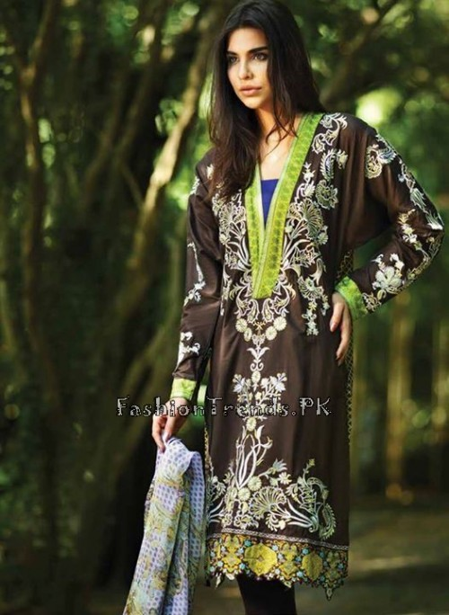 So Kamal Lawn Collection 2015 by AFH (12)