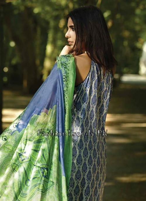 So Kamal Lawn Collection 2015 by AFH (14)