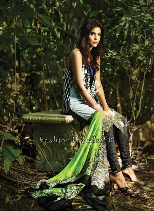 So Kamal Lawn Collection 2015 by AFH (21)