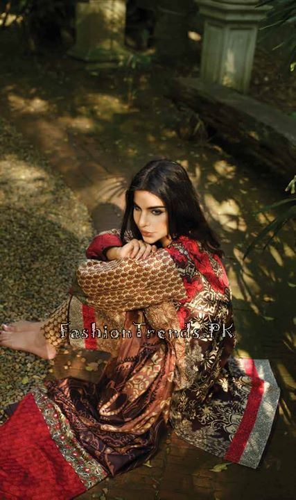 So Kamal Lawn Collection 2015 by AFH (22)